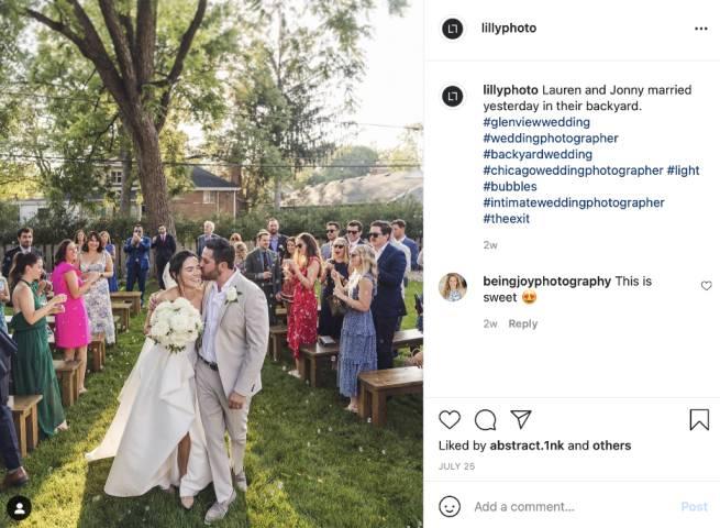 Backyard Wedding Ideas 1