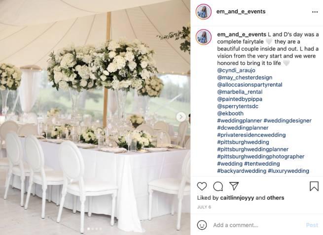 Backyard Wedding Ideas 4