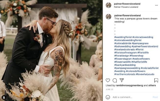 Backyard Wedding Ideas 7