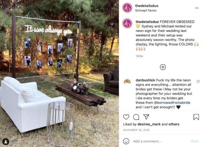 Backyard Wedding Ideas 8